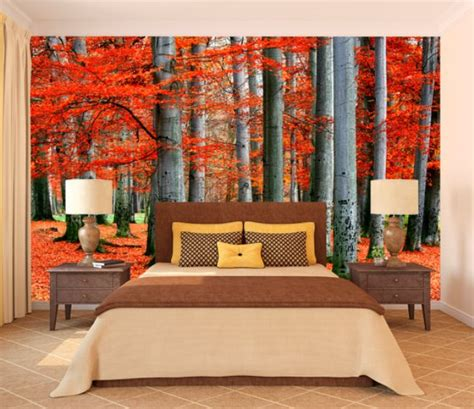 themed wall murals 15 impressive wall mural ideas that bring the outdoors in