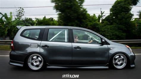 Grand Modifikasi by Modifikasi Mobil Ceper Nissan Grand Livina Gray Metallic