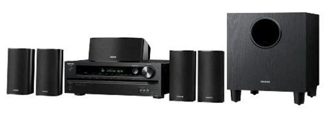 review cheap onkyo ht   channel home theater