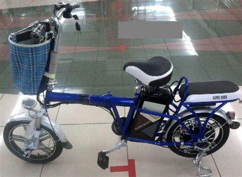 Jual Sepeda Listrik Mars Platinum Murah earth rider sepeda listrik platinum electrik bicycle