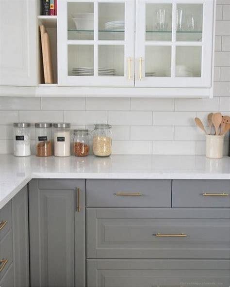 white kitchen cabinets black hardware