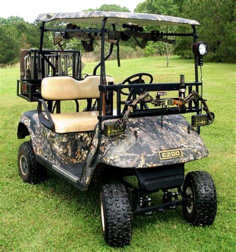 Gun Rack For Golf Cart by Power Ride Custom Cart Bow Rack Great Day Inc