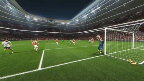arsenal pes 2018 a look at nvidia s ansel screenshot tool in pro evolution