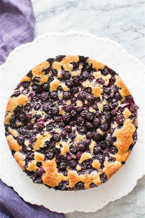 Kuchen Torte by Blueberry Cake Recipe Simplyrecipes