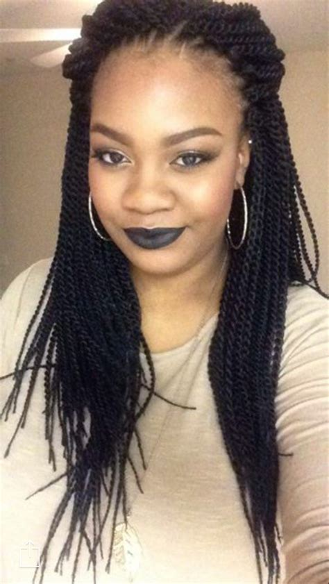 hairstyles for crochet senegalese crochet senegalese twist crochet styles pinterest