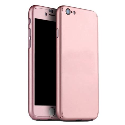 360 Protect Iphone 7 Plus etui coque verre trempe protection integrale 360 degr 233 pour iphone 7 6s plus ebay