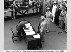 Pearl Harbor - SURRENDER on the USS MISSOURI Minoru Genda