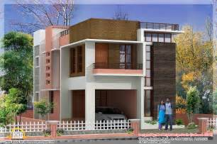 modern elevation modern home elevation with plan 1850 sq ft