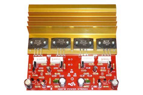 Power Lifier Ocl 400 Watt lifier ocl 400 watt fa 400 foxalfa switching mode generation