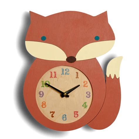 Kitchen Wall Decor Ideas Diy by What Does The Fox Say Let Me Tell You The Time Cool
