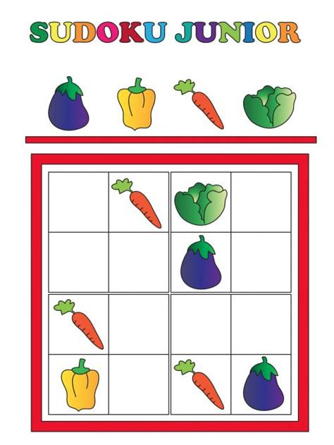 printable junior sudoku brain games sudoku jr nu est jr kid and sudoku puzzles
