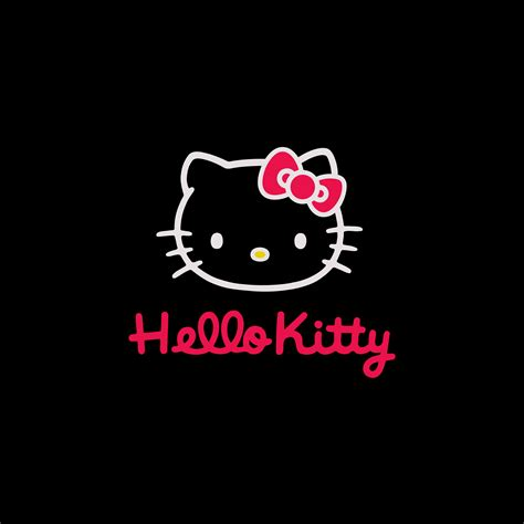 wallpaper hello kitty ipad freeios7 hello kitty dark parallax hd iphone ipad