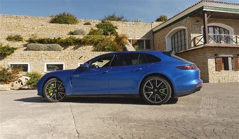 Porsche Panamera Turbo S E Hybrid Sport Turismo Review