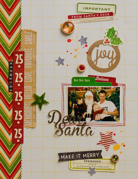 Hunt Talk Sweepstakes - jillibean soup bean talk holiday gift hunt giveaway day 4 and layouts