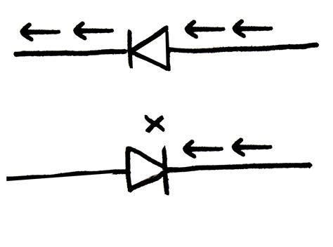 diode circuit symbols zener diode schematic symbol clipart best