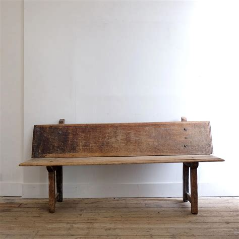 bench in spanish primitive spanish bench puckhaber decorative antiques