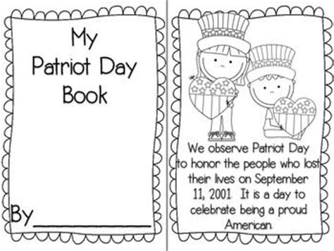 Patriot Day Worksheets by Use This Freebie With Your Class To Celebrate Patriot Day