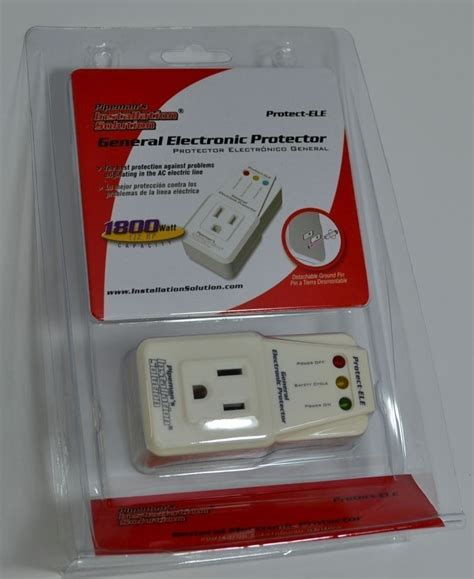 Microwave Low Voltage 1800 watts power surge voltage protector brownout