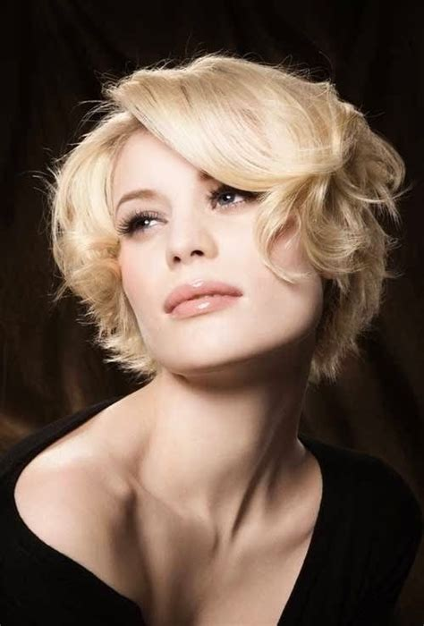hair cut for with chin chin length layered hairstyles curly hair