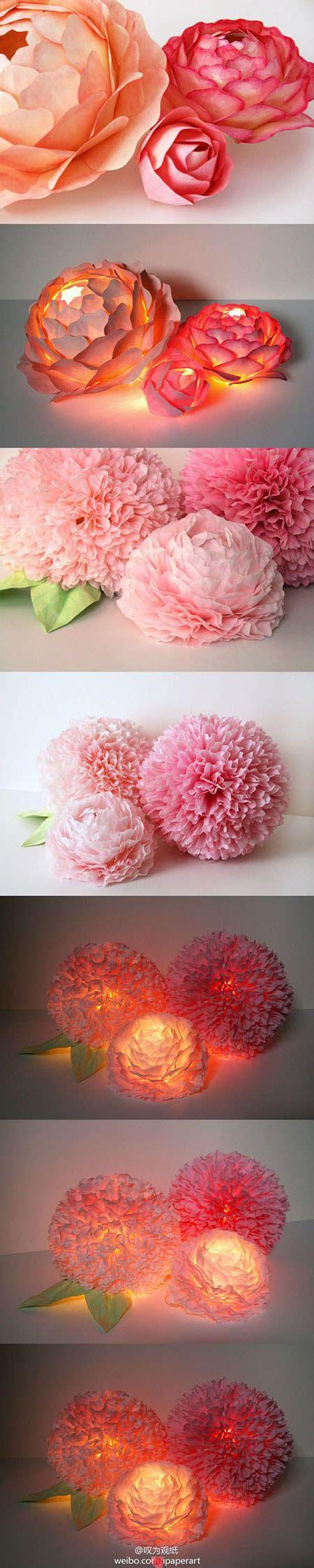 paper flower centerpieces tutorial paper flower centerpieces useful tutorials