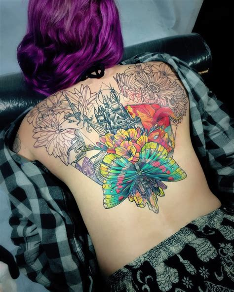 bright tattoo designs 171 colored tattoos a trippy of psychedelic