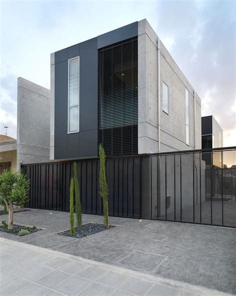industrial modern house quot unpolished quot modern home in cyprus blending industrial