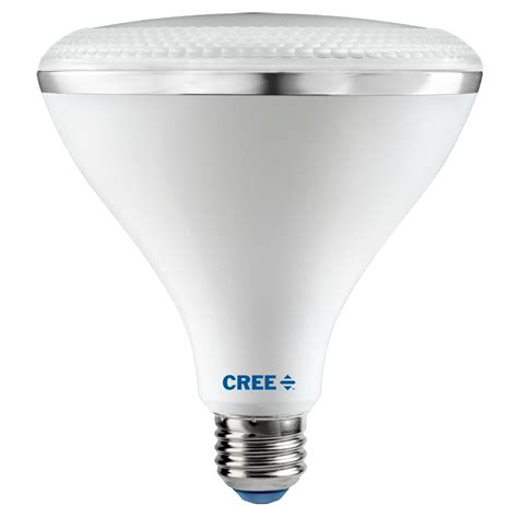 Cree Led Flood Light Bulb Cree 120w Equivalent Bright White 3000k Par38 Dimmable Led 45 Degree Flood Light Bulb Spar38
