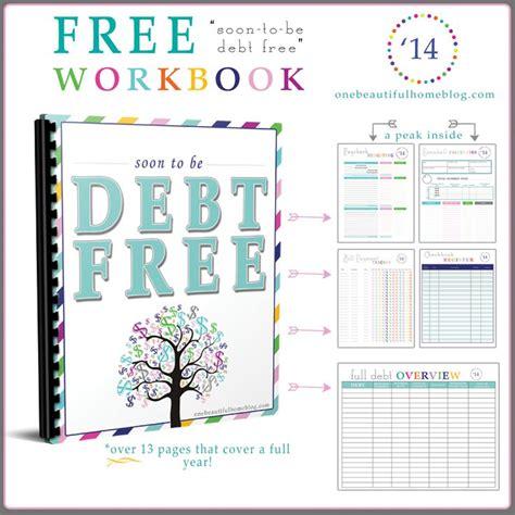 Galerry printable debt management budget planner