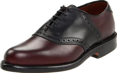 saddle shoes s allen edmonds lace ups lyst