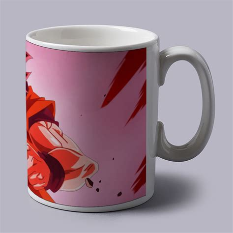 dragon coffee cup buy dragon ball goku coffee mug online shopclues com