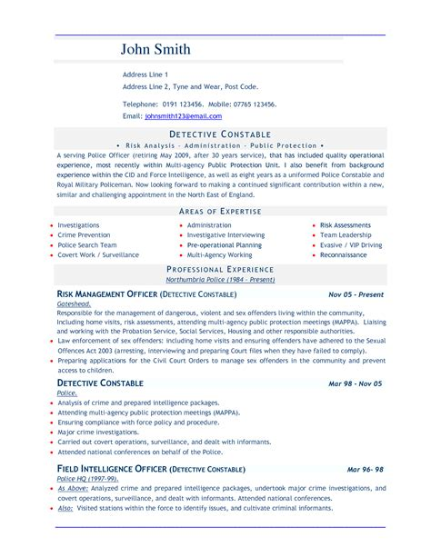 Resume Templates On Word 2010 by Cv Template Word 2010 Http Webdesign14