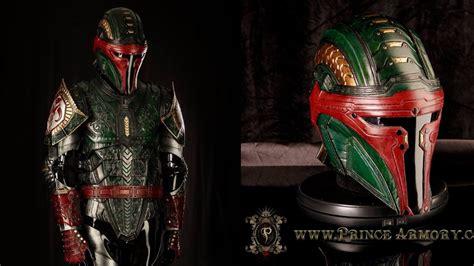 armor si鑒e social stunningly badass boba fett armor geektyrant