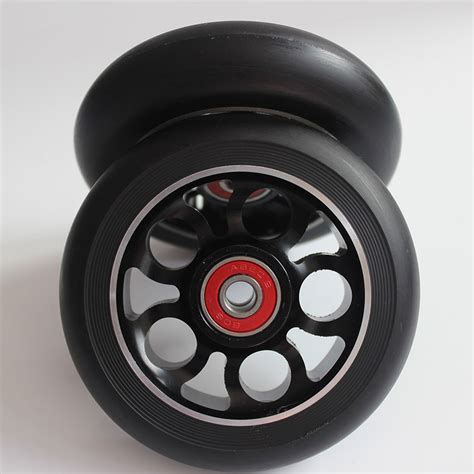 Wheels Wheels High free shipping 110mm high elasticity wear polyurethane scooter wheels professional stunt