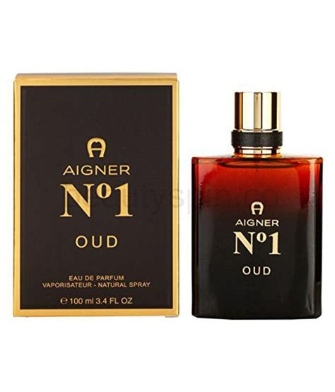Parfum Aigner Oud aigner no 1 oud eau de parfum ntaural spray 100ml buy at best prices in india snapdeal