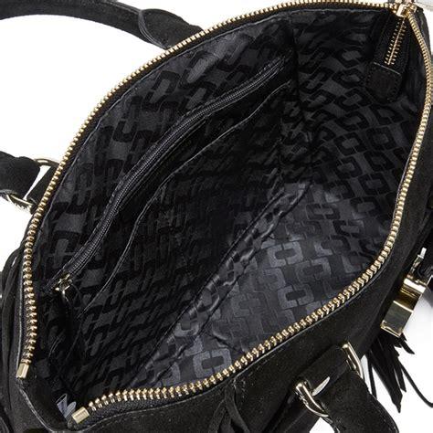 Dress Anabel 563 diane furstenberg s voyage boho suede fringe tote bag black free uk delivery 163 50