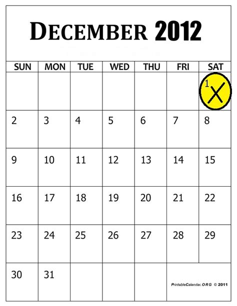 december 2012 calendar uk printable 12printablecalendar com december calendar template 2016