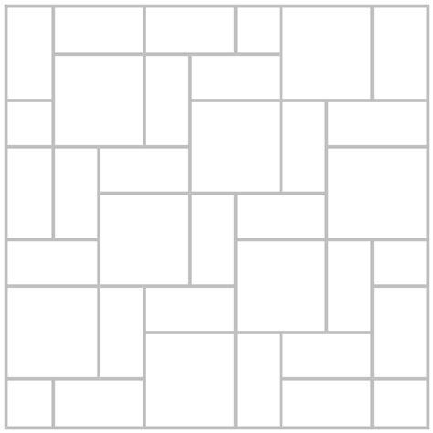 "Tile Design, Patterns & Layouts   ""Woven Bricks"""