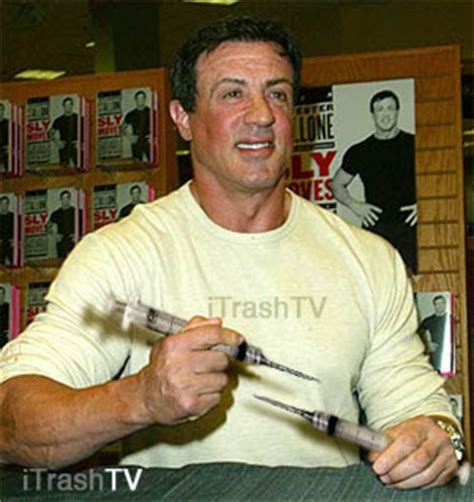 Sylvester Stallone Fined For Importing Restricted Drugs by Itrashtv Magazine Front Page Quot Top Stories