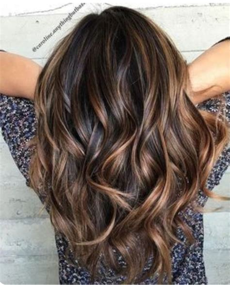 the best shoo for hair with highlight best 25 brunette highlights ideas on pinterest caramel