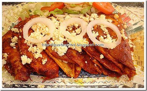 chile color 191 gusta usted enchiladas de chile ancho color o guajillo