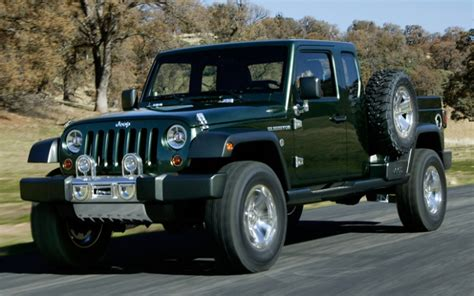 Jeep Truck 2016 Jeep Wrangler Truck Coming In 2016