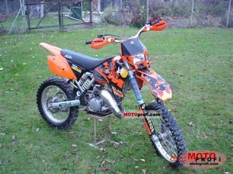 Ktm Exc 125 Specs Ktm 125 Exc 2004 Specs And Photos