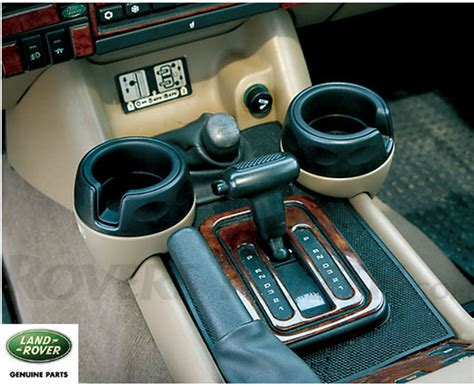 land rover discovery cup holder expedition portal