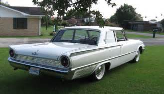 all american classic cars 1961 ford galaxie 2 door club sedan