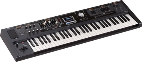 Keyboard Organ Roland roland v combo 61 key performance keyboard mcquade musical instruments
