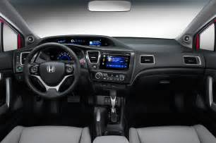 2014 honda civic coupe and sedan drive photo gallery