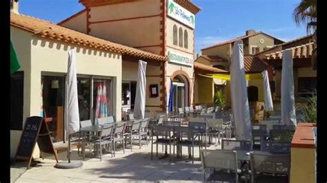 port leucate naturiste oasis restaurant la