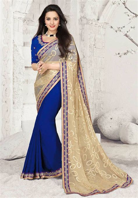 Dewi Blouse Grey T3009 2 156 best synthetic fancy sarees images on
