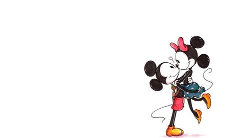 wallpaper cartoon mickey minnie mickey and minnie mouse wallpapers wallpaper cave