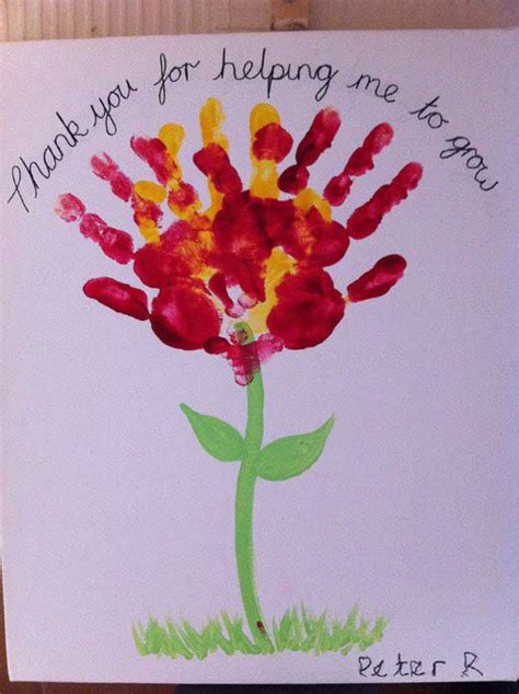 Nursery Or Childminder by 20 Awesome Teachers Day Card Ideas With Free Printables